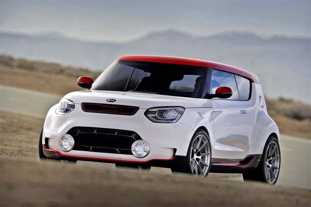 Kia Launching New Red Zone Performance Brand  TheDetroitBureaucom