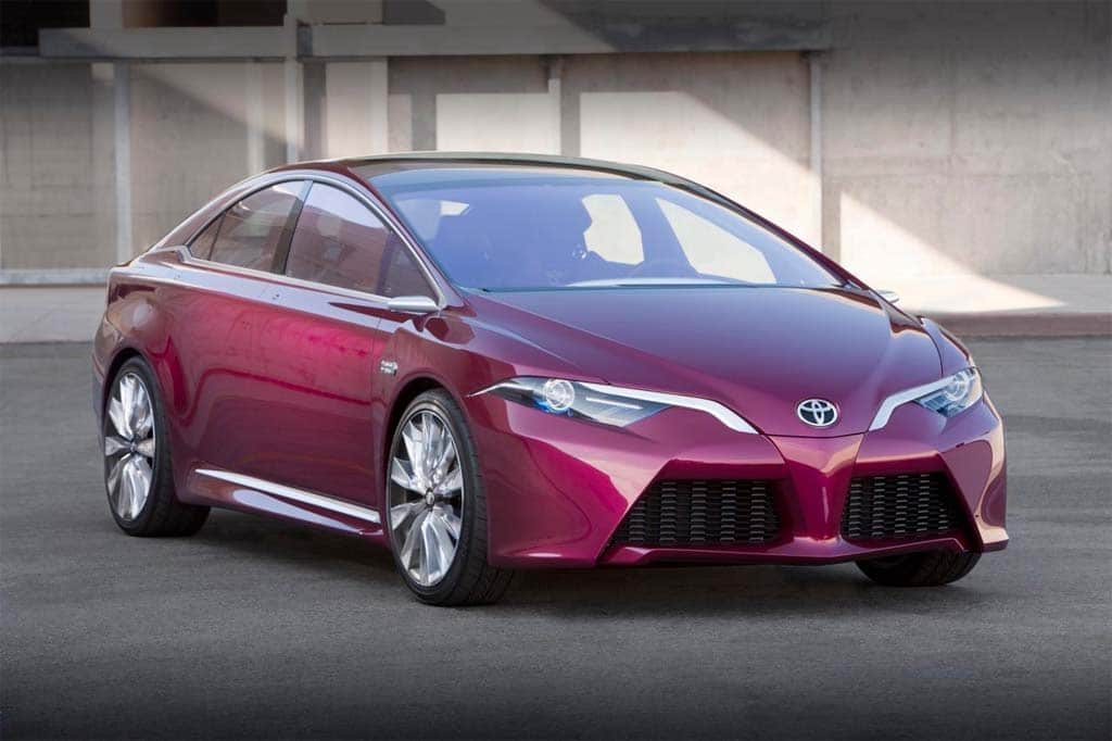 Is This the Next Prius?