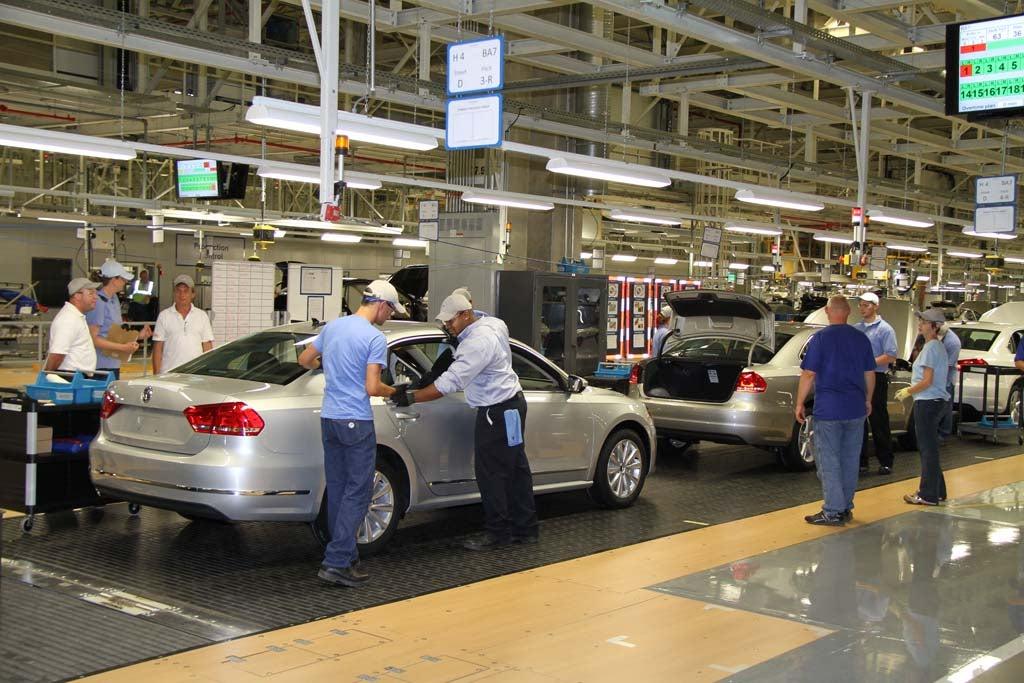 Booming Sales Put Volkswagen of America Back in the Black