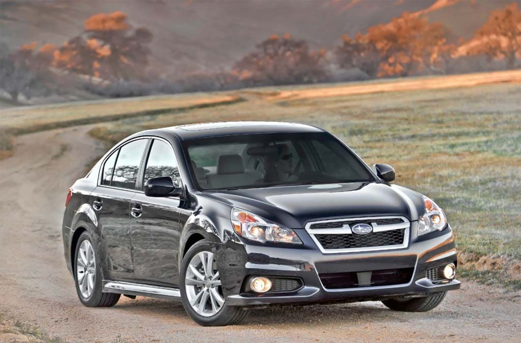 First Look: 2013 Subaru Legacy and Outback | TheDetroitBureau.