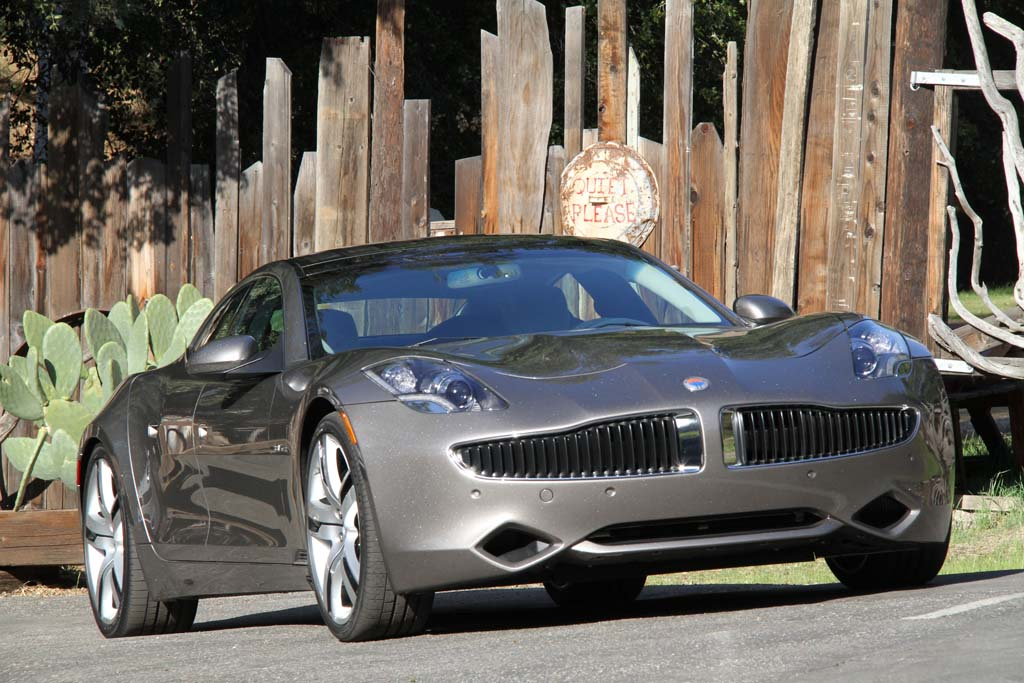 The Plug In Fisker Karma Boasted Striking Styling And That Design Is About To Be Seen Again