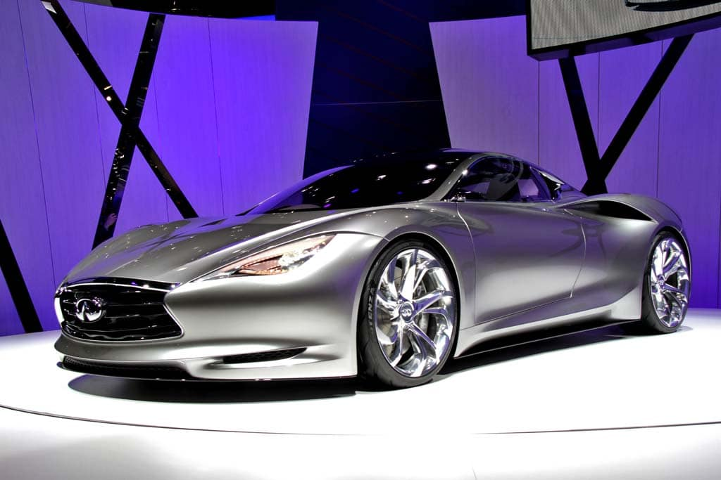 Infiniti To Launch New Q50 In Detroit Thedetroitbureau Com