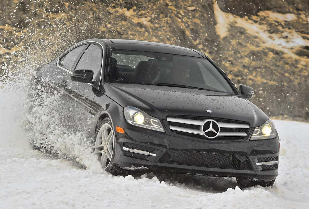 Gaining Traction: Mercedes Expands 4Matic Line-Up