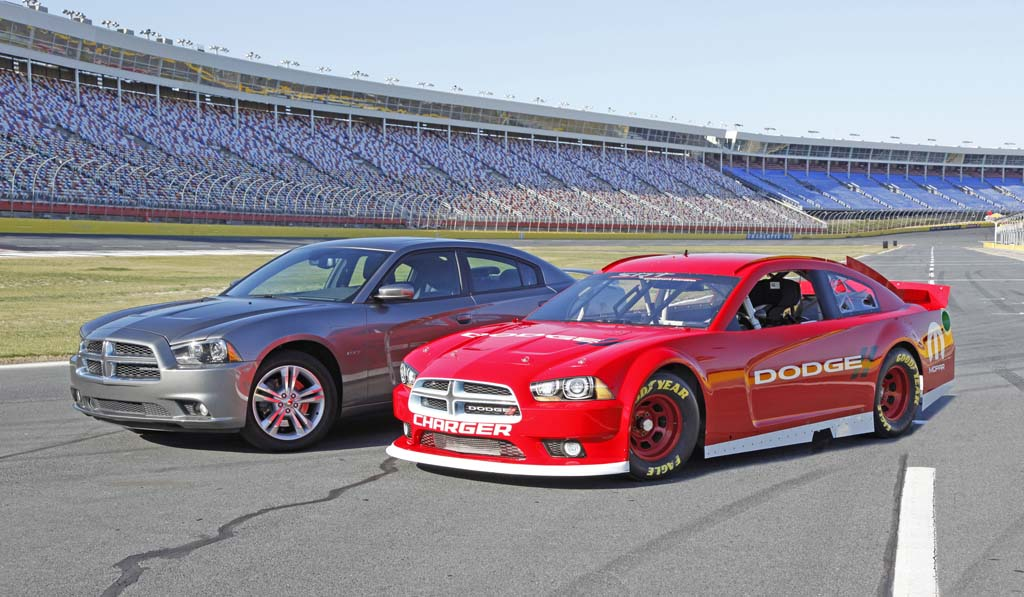 Dodge and Mopar Return to Support – and Compete in – 2014 NASCAR