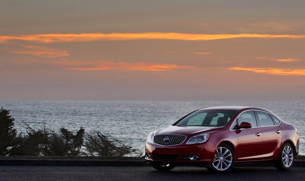 Buick Confirms TDB Report: Will Halt Verano Production