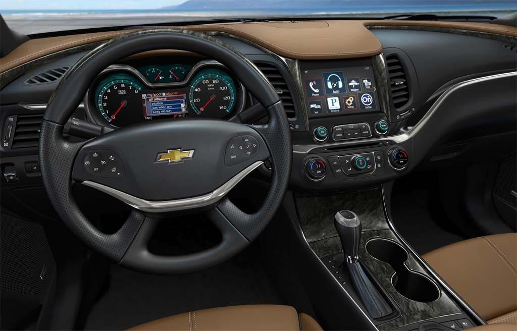 2013 Chevrolet Impala – interior | TheDetroitBureau.com