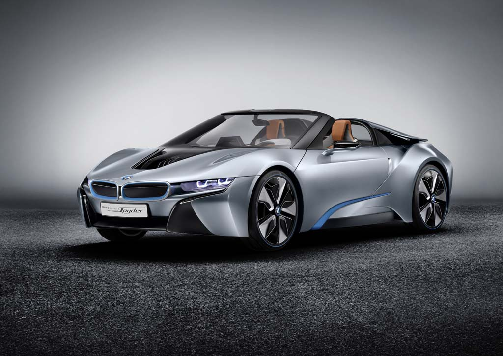 The Production Version Of Bmw
