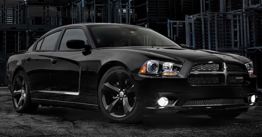 Dodge Charger Blacktop >> Once Given Up For Dead Charger Shows Maker Is Back