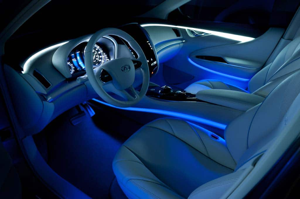 infiniti reveals le sporty battery car concept. Black Bedroom Furniture Sets. Home Design Ideas