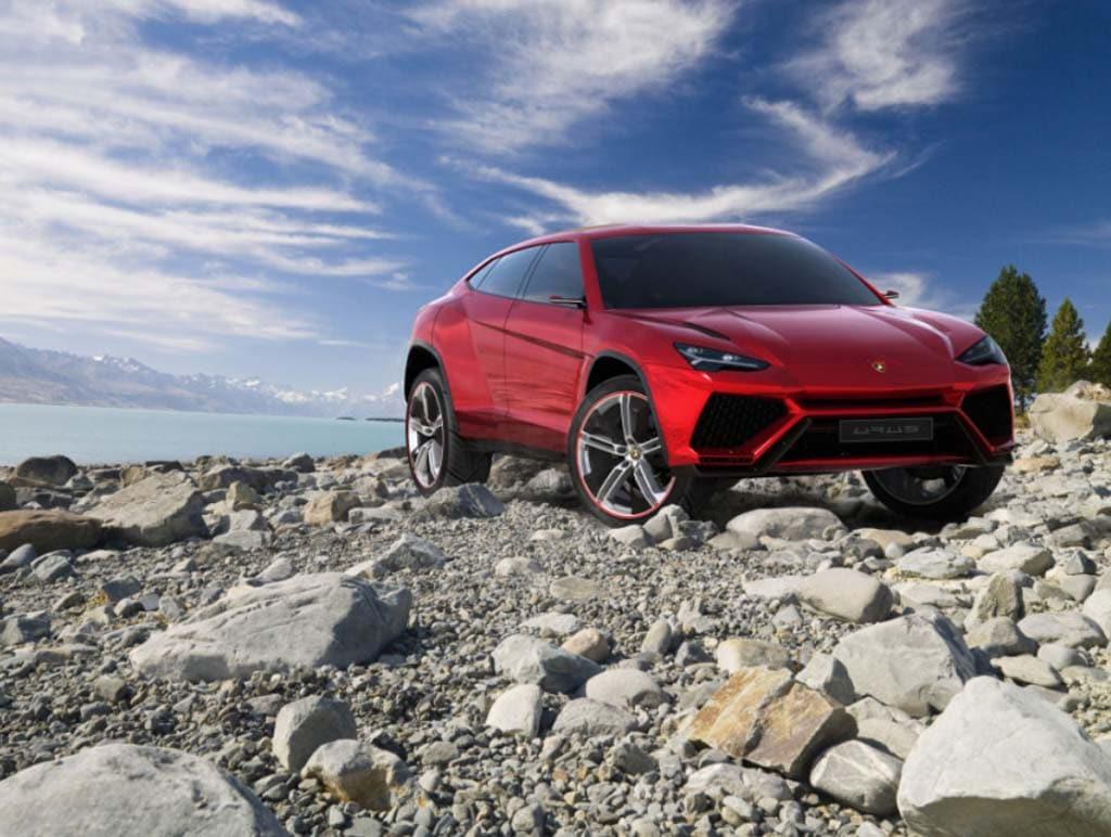 Lamborghini Capping Production in Future as Ferrari Runs Wild