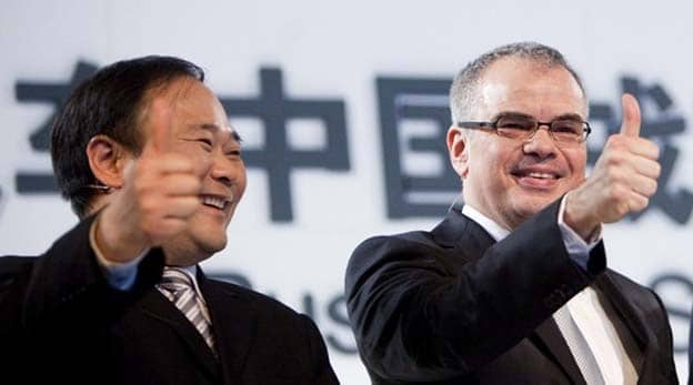 Geely Chairman Shufu Shaking Up Auto Industry