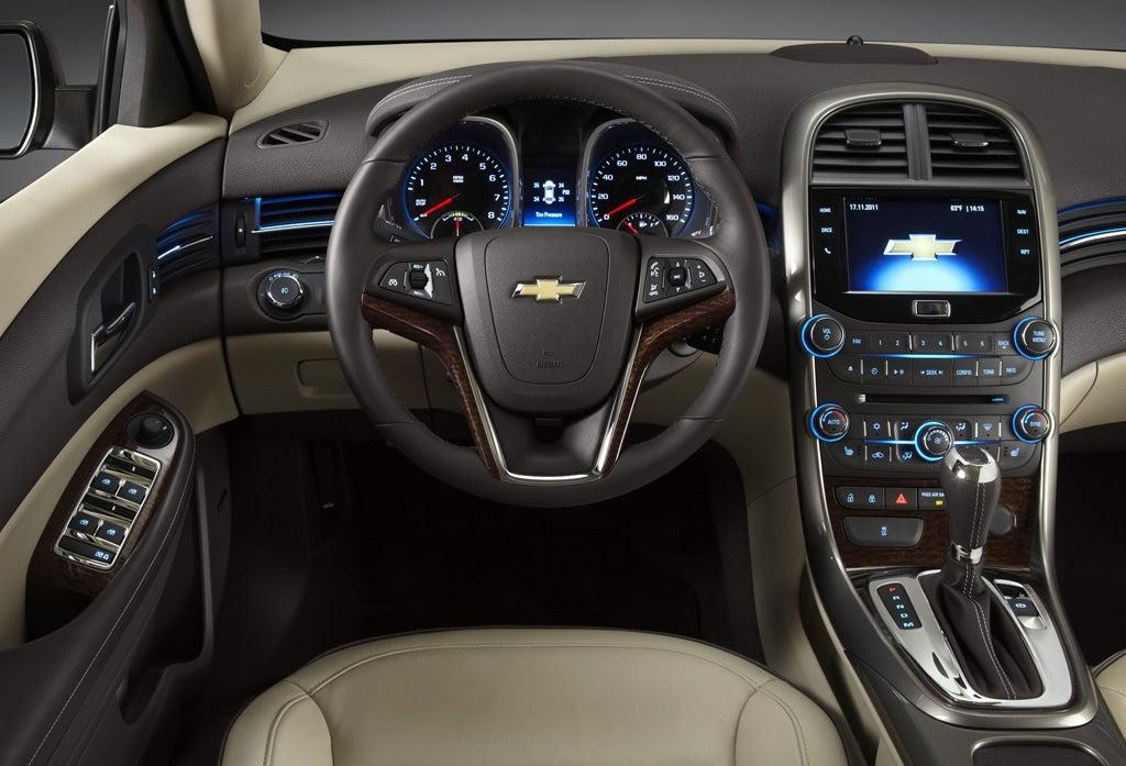 When The Previous Generation Chevrolet Malibu ...