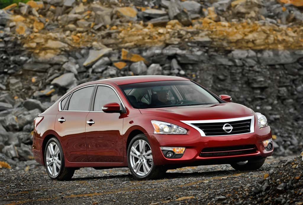 "Nissan Conducting ""Service Action"" on 2013 Altima Sedans"