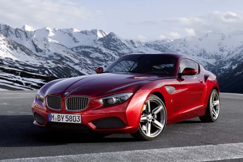 Does Zagato Coupe Reveal a New Design Direction for BMW?