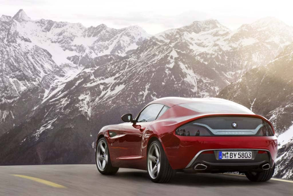 Does Zagato Coupe Reveal a New Design Direction for BMW ...