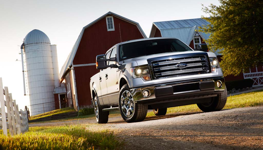 Ford Recalling 1.48M F-150 Pickups Due to Transmission Issue