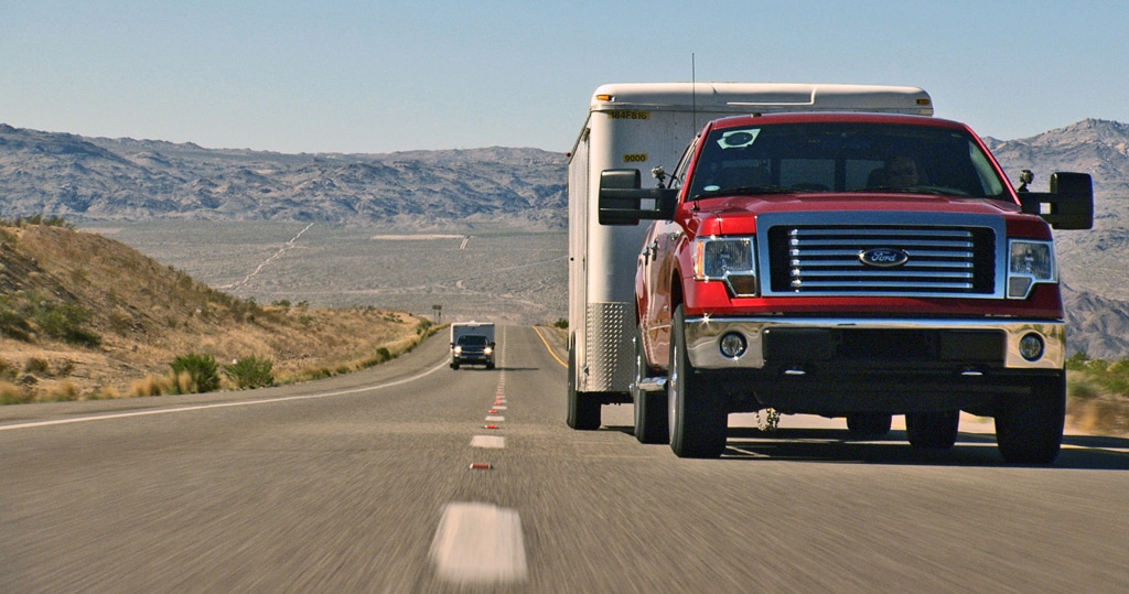 2013 F150 Towing Capacity >> First Drive Ford F 150 With Ecoboost Thedetroitbureau Com