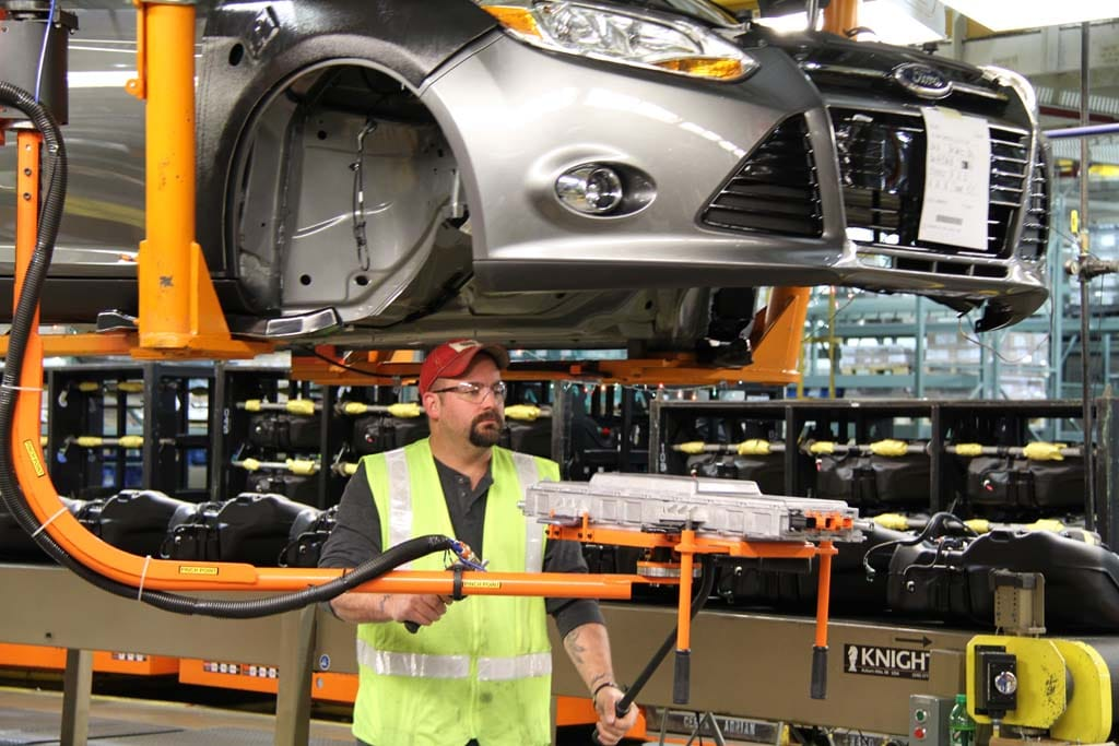 Ford to pay out record profit sharing bonus for Ford motor company wayne mi