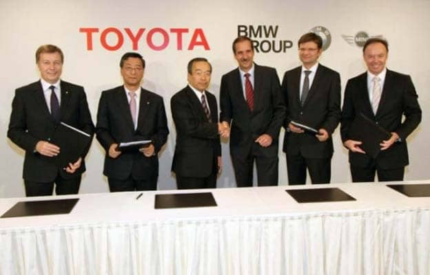 Toyota, BMW Expand Their Alliance