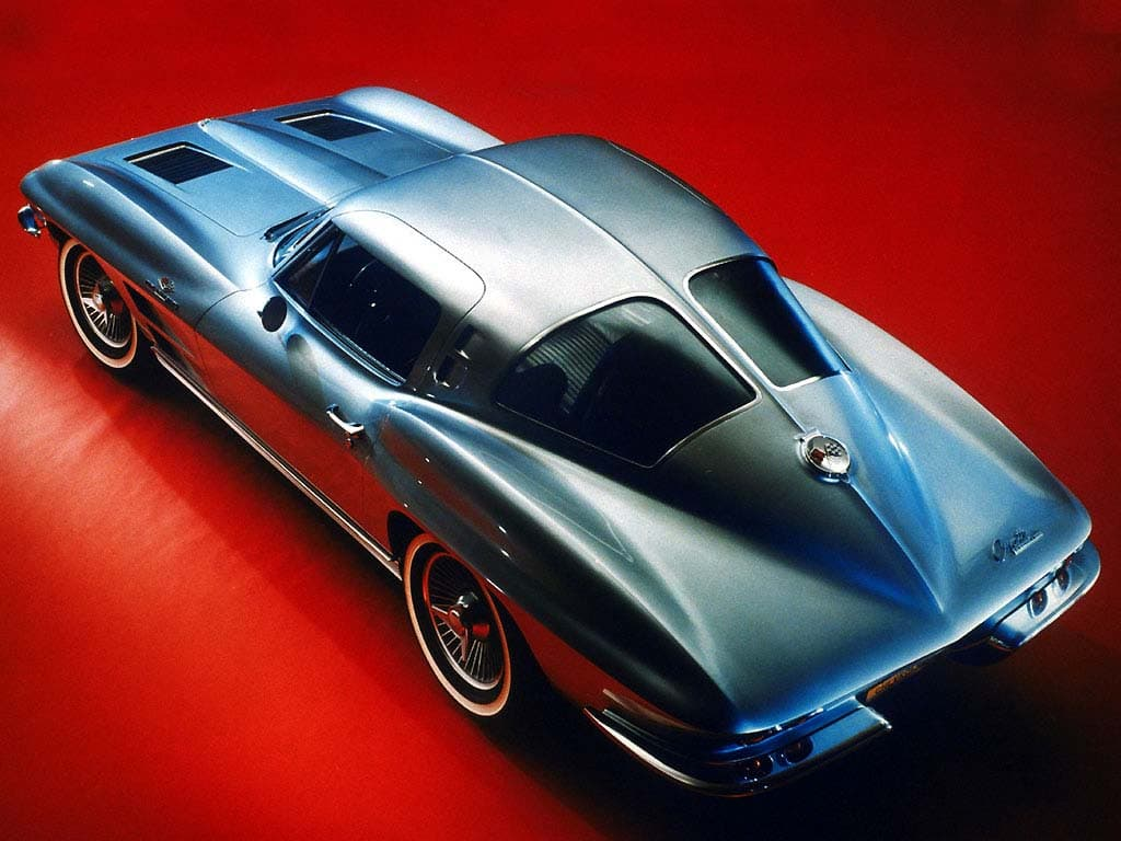 Corvetitis how an unlikely concept became america s for 1963 split window coupe corvette