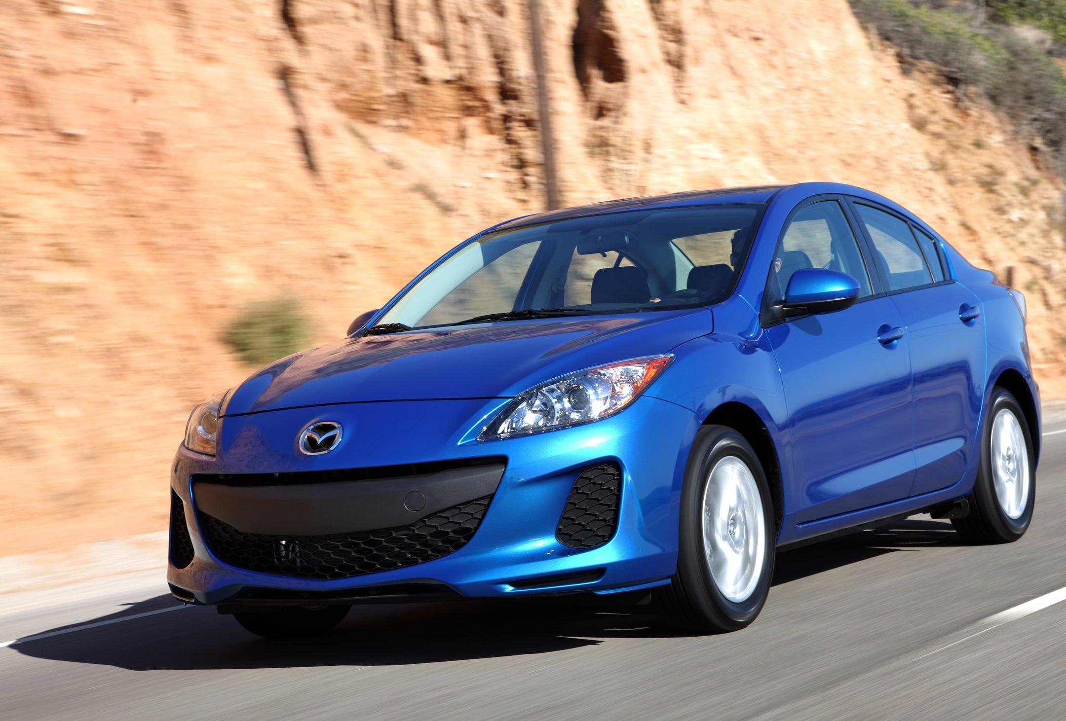 Mazdau0027s New 3 Uses Skyactiv Technology ...