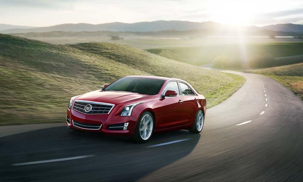 Cadillac Takes Aim at Lexus