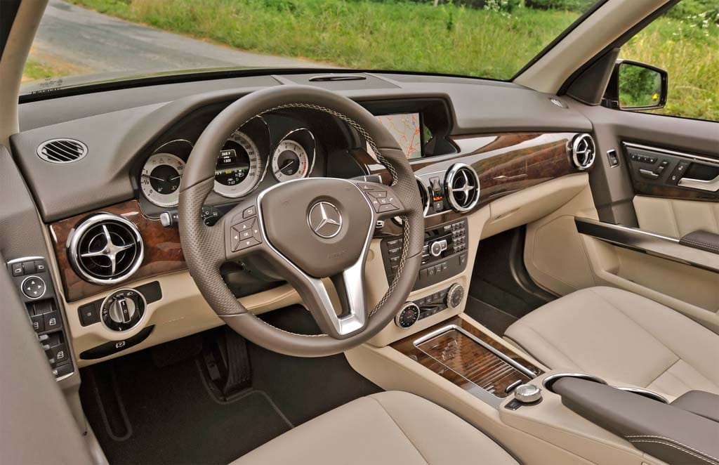 first drive 2013 mercedes benz glk