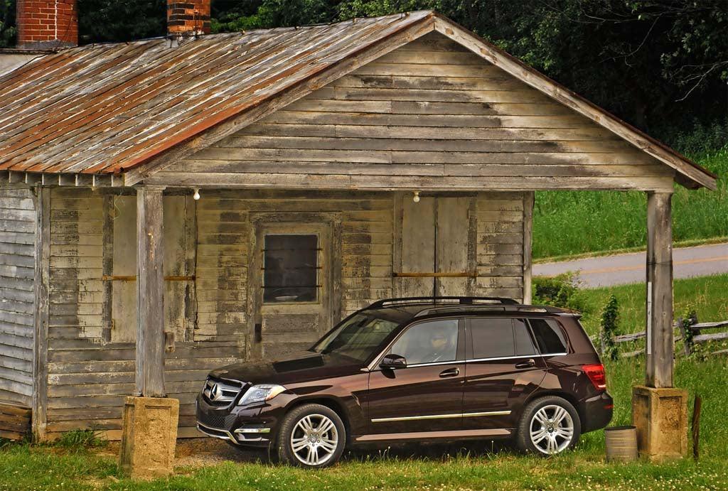 First Drive: 2013 Mercedes-Benz GLK