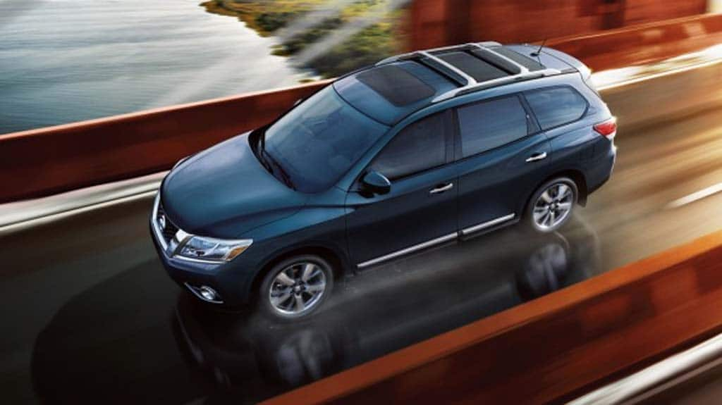 The Production Version Of The New Nissan Pathfinder Makes A Facebook ...