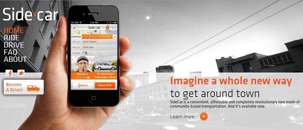 Sidecar Ride App >> Sidecar Introduces Ridesharing App Thedetroitbureau Com