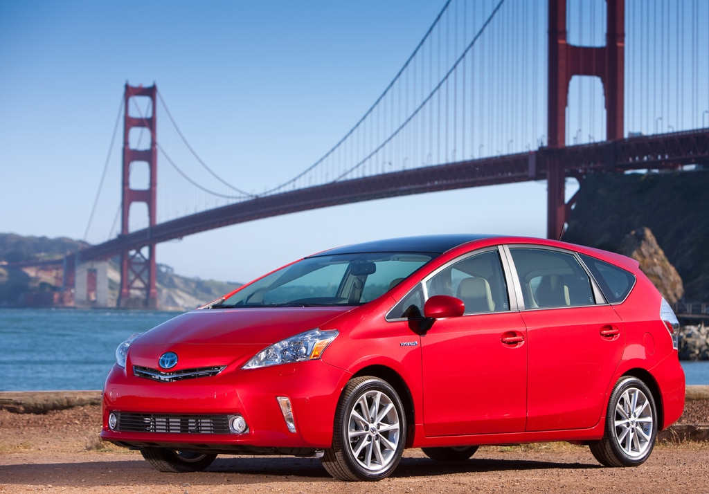 Toyota Recalling 3.4 Mil Prius Hybrids, Other Models