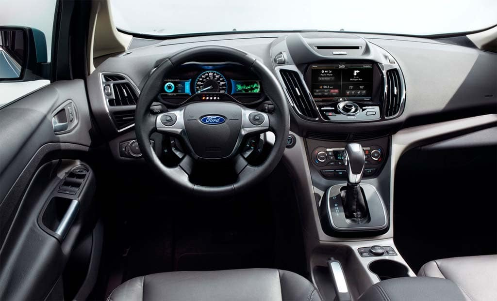 First Drive 2013 Ford C Max Hybrid Thedetroitbureau Com