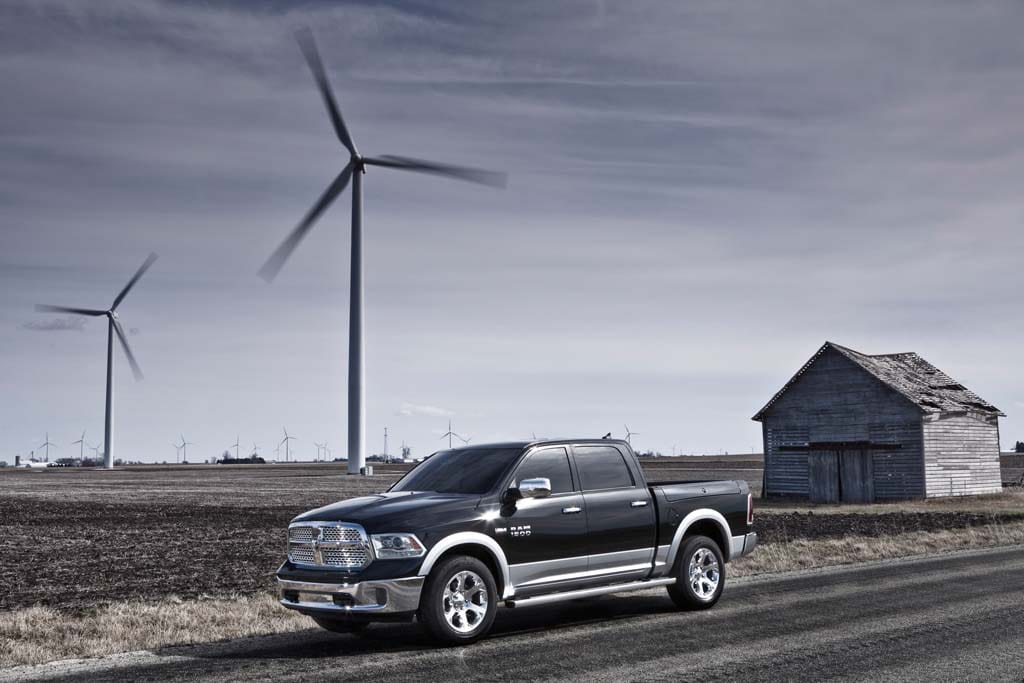 As Truck Wars Heat Up Ram Ramps Up Production