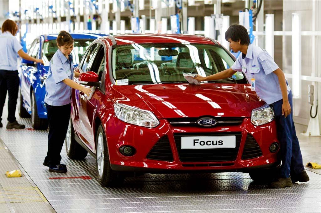 Ford Produces Milestone 350 Millionth Vehicle