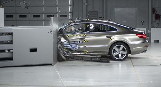 Volvo Crash Test Fail - Auto cars