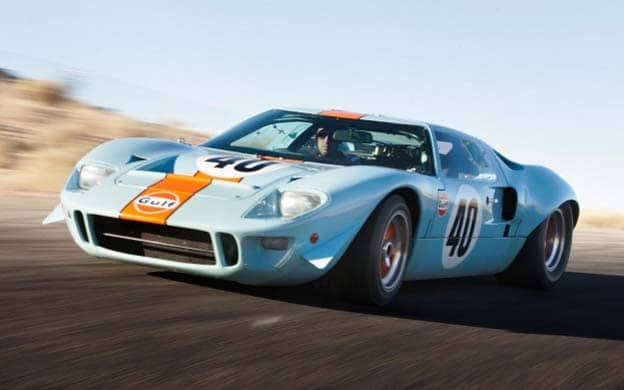 Ford Bringing Back GT Racer for Detroit Auto Show