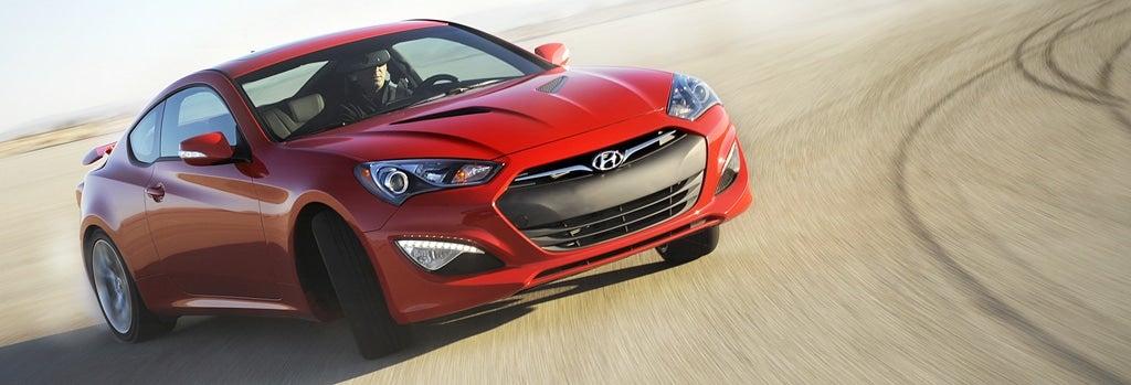 2012 Hyundai Genesis Coupe: Big and Sexy