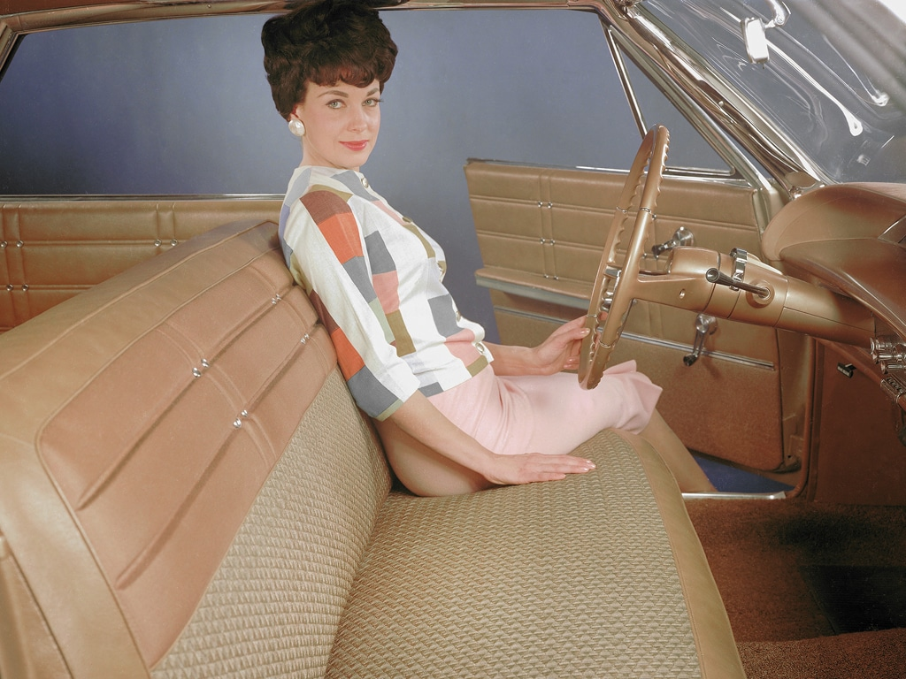 Superb img of  Brings with it End of the Front Bench Seat TheDetroitBureau.com with #9A4D31 color and 1024x768 pixels