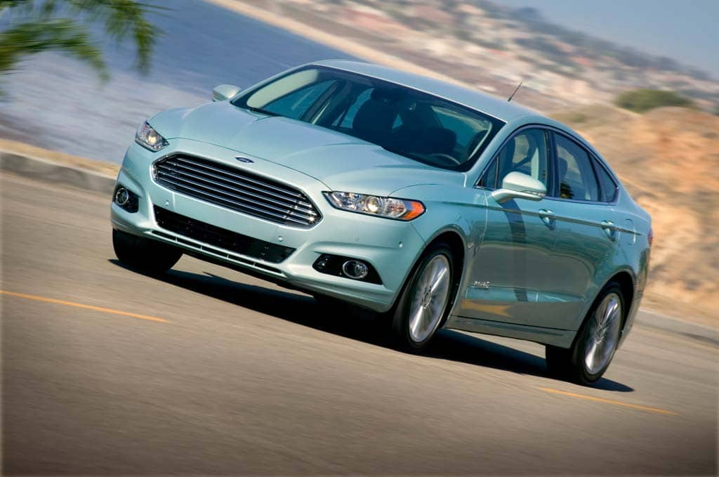 Ford Claims Early Victory in Sales Sweepstakes