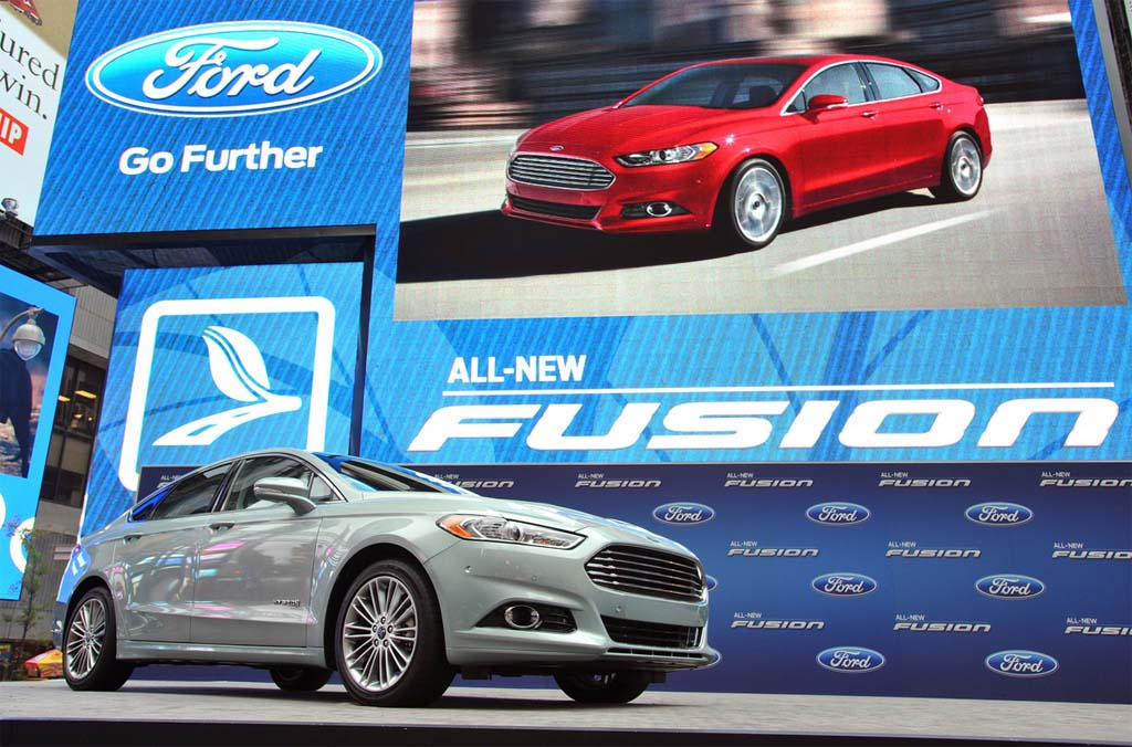 Despite Some Recent Quality Problems Ford Ranked Second In The Brand Perception Survey