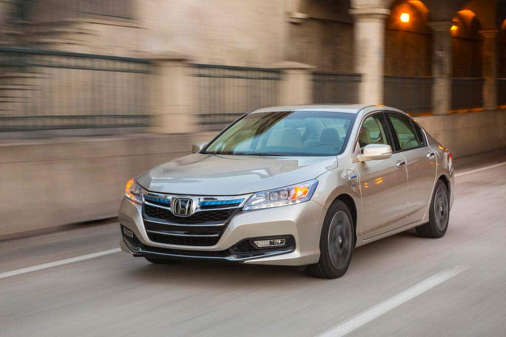 Honda Will Offer Both A Conventional Hybrid