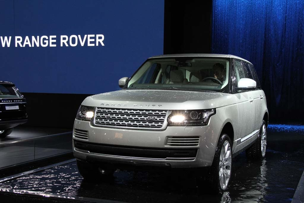 Is New Range Rover the Last of Another Era?