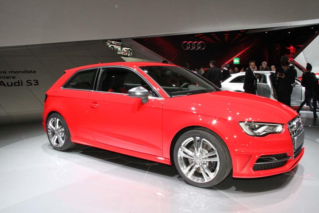 Audi Reveals S3, RS5 Cabriolet – But Only One is America-Bound