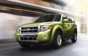 Ford recalled 1.1 million 2008-2011 Ford Escapes, Mercury Mariners and Ford Explorers due to power steering issues.