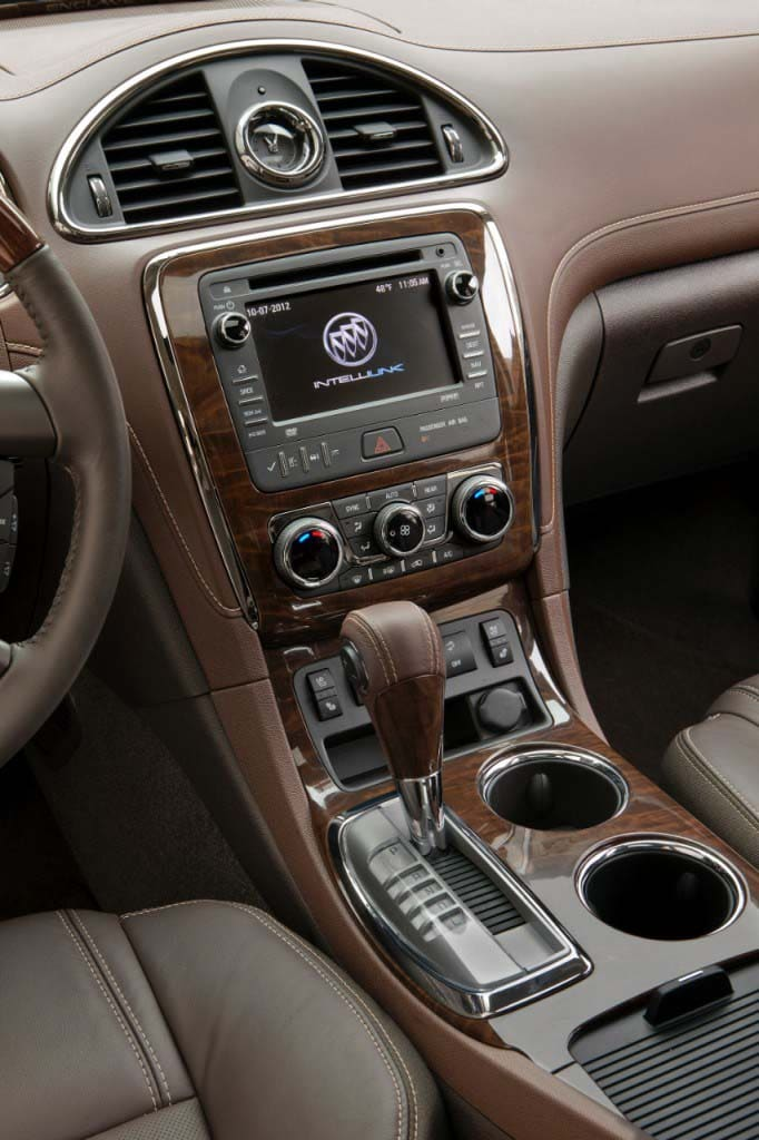 First Drive 2013 Buick Enclave Verano Turbo