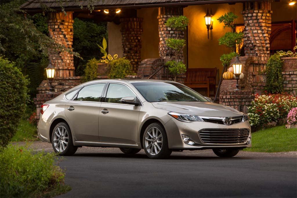 First Drive: 2013 Toyota Avalon