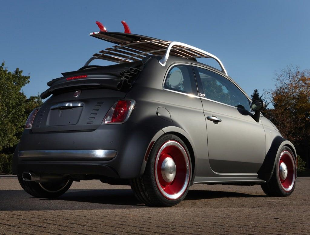 Fiat Adds Customization Options For 500 Thedetroitbureau Com