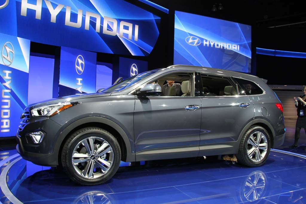 Hyundai Expands Santa Fe Family