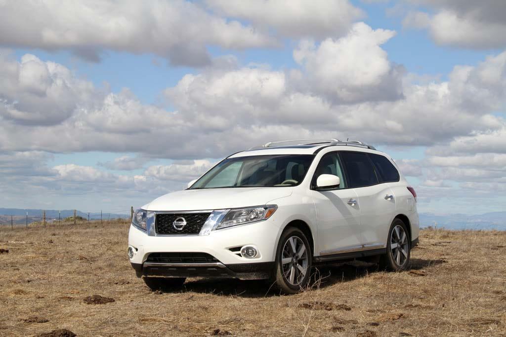 2019 Nissan Pathfinder Platinum >> First Drive: 2013 Nissan Pathfinder | TheDetroitBureau.com