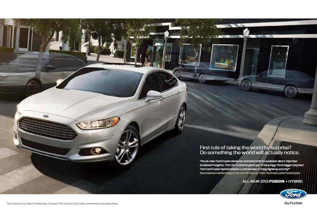 MMM Special: Can Ford Fusion Stand Out in Sea of Sameness?
